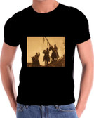 The War PArty Native American Indian T Shirt