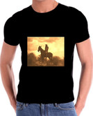 Apache Scout Native American Indian T Shirt