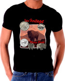 native hereitage and pride  Native American Indian  and the buffalo T Shirt