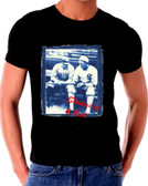 Babe Ruth Shoeless Joe Jackson T Shirt