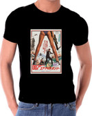 For Your Eyes Only Japanese Poster James  Bond 007 T shirt