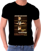 Goldfinger  Poster James  Bond 007 T shirt