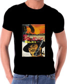 Clint Eastwood Good Bad Ugly Poster T shirt
