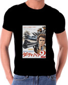 Dirty Harry  Clint Eastwood Poster T shirt