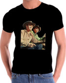Chuck Connors and Son  T Shirt