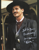 Tombstone Photo Doc Holliday Reproduction Signatures 8 x 10