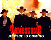 Tombstone Photo Justice Is Coming