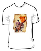 John Wayne Photo Collage T Shirt