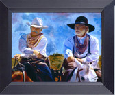 Leaving Lonesome Dove Framed Art Photograph Print 11 x 14
