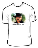 Tombstone Ok Lunger Let's Do It Doc Holliday T Shirt