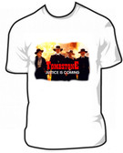 Tombstone Justice Is Coming T Shirt