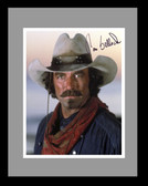 Tom Selleck Quigley Down Under  With Signature