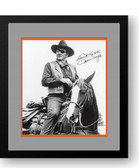 True Grit Framed