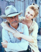 Gus And Lori Lonesome Dove 8 x 10 Gloss Photo