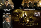 Deadwood Poster 12 X 18 POSTERS
