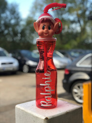 Elf On The Shelf Water Bottle