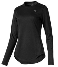 Puma Ignite Long Sleeved T-Shirt Ladies