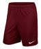 Maroon with white tick