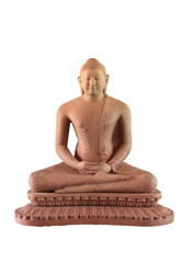 Wooden Statue of the Gautama Supreme Buddha