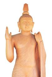 Avukana Buddha Statue Replica