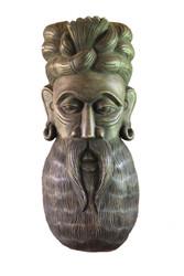 Brahmin - Wooden Carving