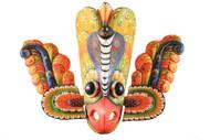 Gurulu Raksha - Bird Devil Mask