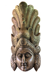 Mayura Queen - Queen with Peacock Crown