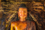 Gautama Supreme Buddha Statue after Relinquishing the Will to Live