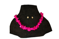Coral Stoned Necklace - Pink