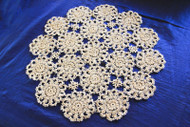 Doily Placemat for Large Plates