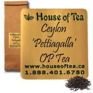 Ceylon 'Pettiagalla' OP Tea