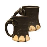 Elephant Foot Decorative Mug ACE009