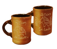 Elephant Foot Decorative Mug ACE300