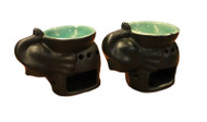 Elephant Foot Decorative Oil Burner ACE553