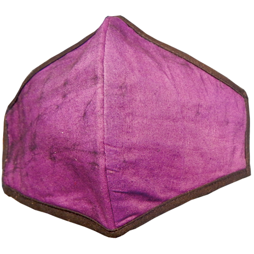 Ceylon Batik Face Masks Northern Purple (ESS-004)