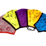 Ceylon Batik Face Masks 5 Masks Assortment Pack (ESS-006)