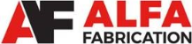 Alfa Frabrication's logo