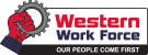 Western Work Force's logo