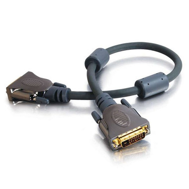 Sonicwave Dual Link DVI-D 24 pin Digital Video Cable - In Wall Rated