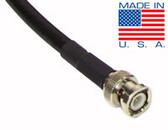 75ft Precision 50 ohm RG58/U BNC Cables - Belden 9201
