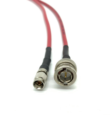 35ft Din 1.0/2.3 to BNC 3G/6G 4K HD SDI Cable