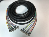 50FT - 10 Channel 3G/6G HD SDI BNC Snake Cable - Quick Ship