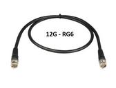 AV-Cables 12G HD SDI 4K UHD BNC - 4694R RG6 Cable (SDI-12G-4694R)