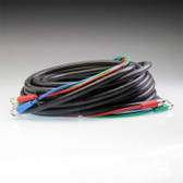 50ft Custom 3 Channel RG59 HD SDI BNC Cable (SNAKE-RG59-50)