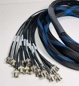 12ft 16 Channel 6G HD SDI BNC Snake Cable
