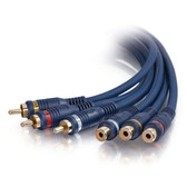 Composite Audio Video Extension Cable