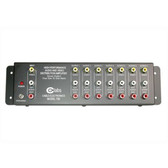 7-Output RCA Audio/Video Distribution Amplifier (41067)