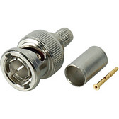 Kings 2065-11-9 True 75 Ohm BNC Connector (2065-11-9)
