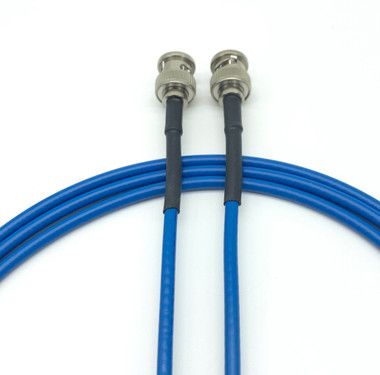 1ft 6G HD SDI Cable Mini RG59 BNC-BNC Belden 1855A