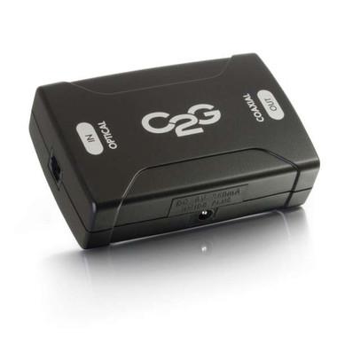 Optical to Coaxial Digital Audio Converter (40019)